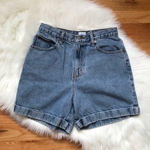 Vintage Calvin Klein Mom Jean Shorts